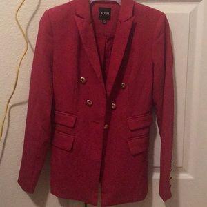 XOXO blazer worn just one time, size XS